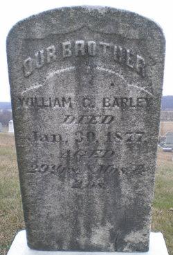 William George Barley