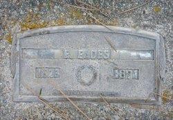 E. Eades