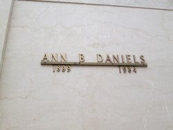 Ann B Daniels