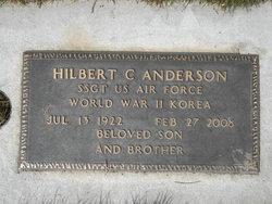 Hilbert Cecil Anderson