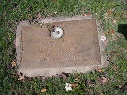 Mary Alfson