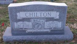Gayle Chilton