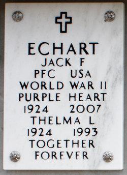Jack F Echart