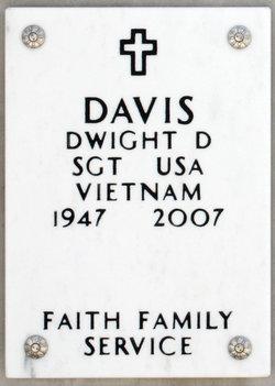 Dwight Dee Davis