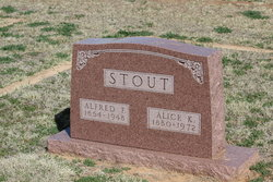 Alfred Frank Stout