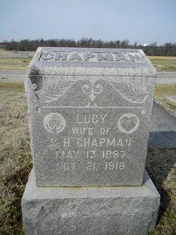 Lucy <i>McGinnis</i> Chapman