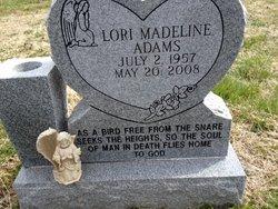 Lori Madeline <i>Griswold</i> Adams