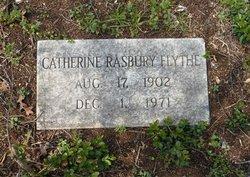 Catherine <i>Rasbury</i> Flythe