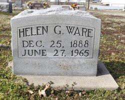 Helen <i>Grear</i> Ware