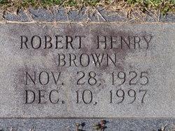 Robert Henry Brown