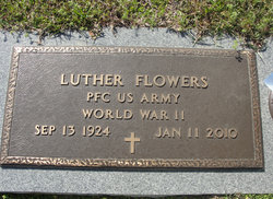 Luther Flowers