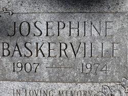 Josephine Marie <i>Taylor</i> Baskerville