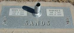 Mary Enid <i>Eastman</i> Sands