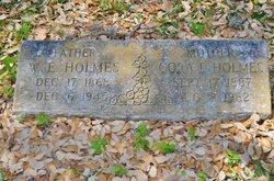William Edward Holmes