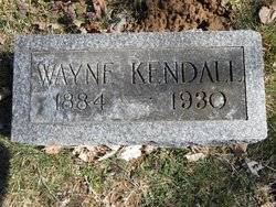Wayne Kendall
