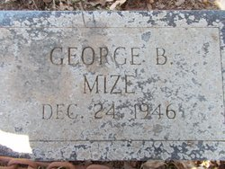 George B. Mize