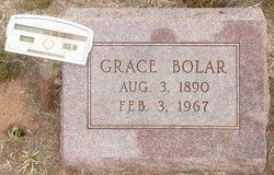 Effie Grace <i>McCarrel</i> Bolar