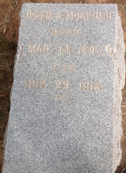 Jessie A. Morford