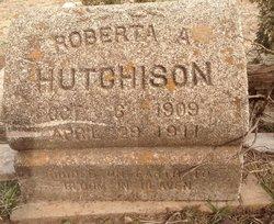 Roberta A. Hutchison