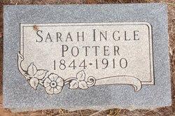 Sarah Elizabeth <i>Ingle</i> Potter