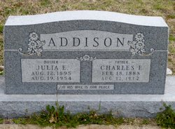 Charles Francis Addison