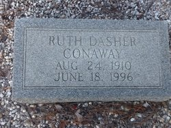 Ruth <i>Dasher</i> Conaway