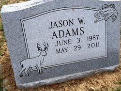 Jason Wayne Adams