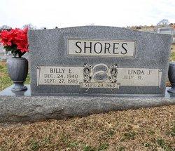 Billy E Shores