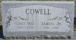 Samuel Cowell, Jr