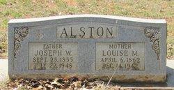 Joseph W Alston