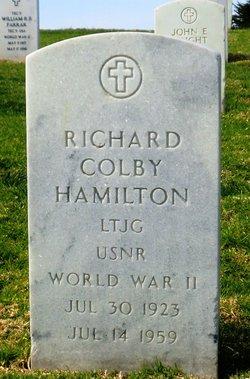 Richard Colby Hamilton
