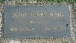 John H Diehl