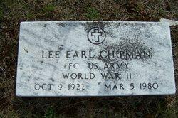 Lee Earl Chipman
