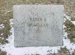 Peter Barber McMillan
