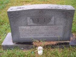 Martha Ann <i>Taylor</i> Otts