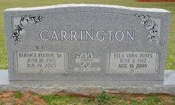 Bernice Felton Carrington, Sr