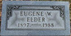 Eugene William Elder
