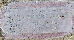 Donald Lee Griego