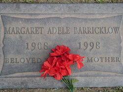 Margaret Adele Barricklow