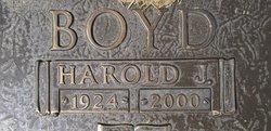 Harold J. Boyd