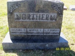 Myrtle Lee <i>Hunter</i> Phelps - Northern