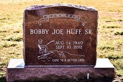 Bobby Joe Huff, Sr
