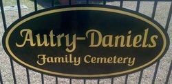 Autry - Daniels Cemetery