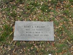 Bert Leroy Crump