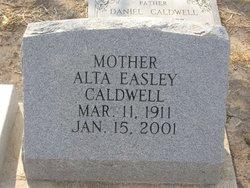 Alta Almeda <i>Easley</i> Caldwell