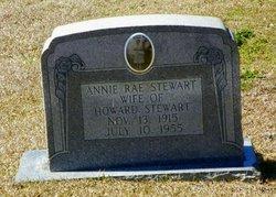 Anna Rae <i>Waldrop</i> Stewart