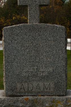Agnes <i>Byrne</i> Adam
