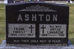 Anysie <i>Lamarche</i> Ashton