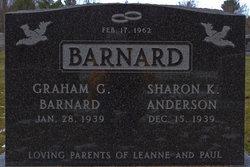 Sharon K. <i>Anderson</i> Barnard