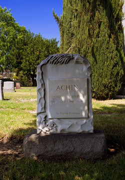 Joseph Achin